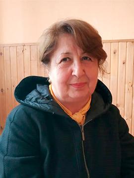 Сиделка Елена Петровна